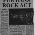 High Risk banned from a Bournemouth pub