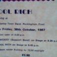 Idol Rich ticket
