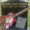 Stuart John Neal\'s Grave