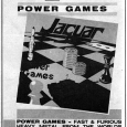 Jaguar Power Games advertisement