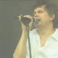 Jess Cox sings with Diamond Head at Wacken 2003