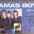 Mama's Boys Montpellier 1988