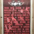 Mama's Boys ad