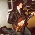 Original Sin Kev at Colin's Bridewell Studio 1982