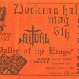 Ritual flyer