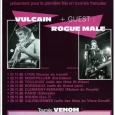 Rogue Male French Tour 1985