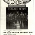 Rox advertisement