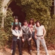 Early Runestaff photo with Andy Page on vocals