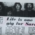 Saracen in the local press