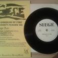 SIEGE - Goddess Of Fire vinyl