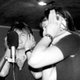 Phil Lewis and Steve Taylor recording for Soldier