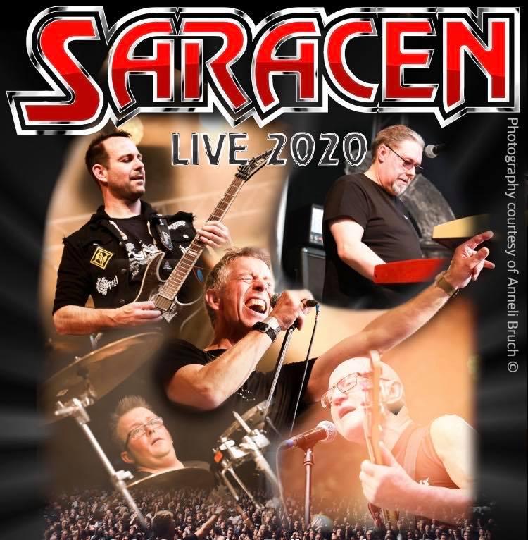 Saracen Live