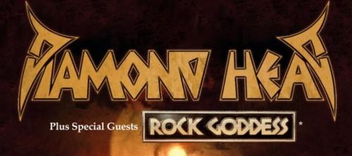 Diamond Head + Rock Goddess